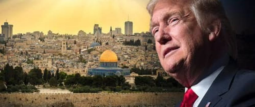 Jerusalem Is About To Become A Cup Of Trembling As Trump Considers Historic Move